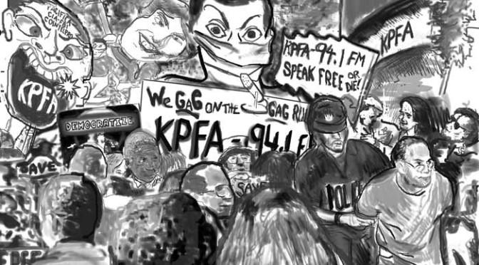 KPFA-Pacifica Union History and Politics