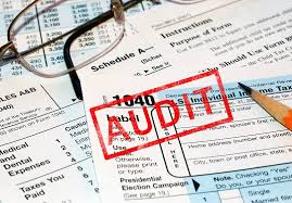 Meeting With The Auditor – April 4th